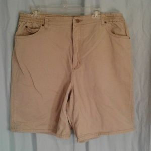 LL Bean shorts 20 stretch